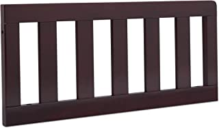 Delta Children Toddler Guardrail #0094, Dark Chocolate