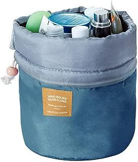 Waterproof Bag Makeup Bag Cosmetic Bag Travel Kit Organizer Bathroom Storage (Blue)