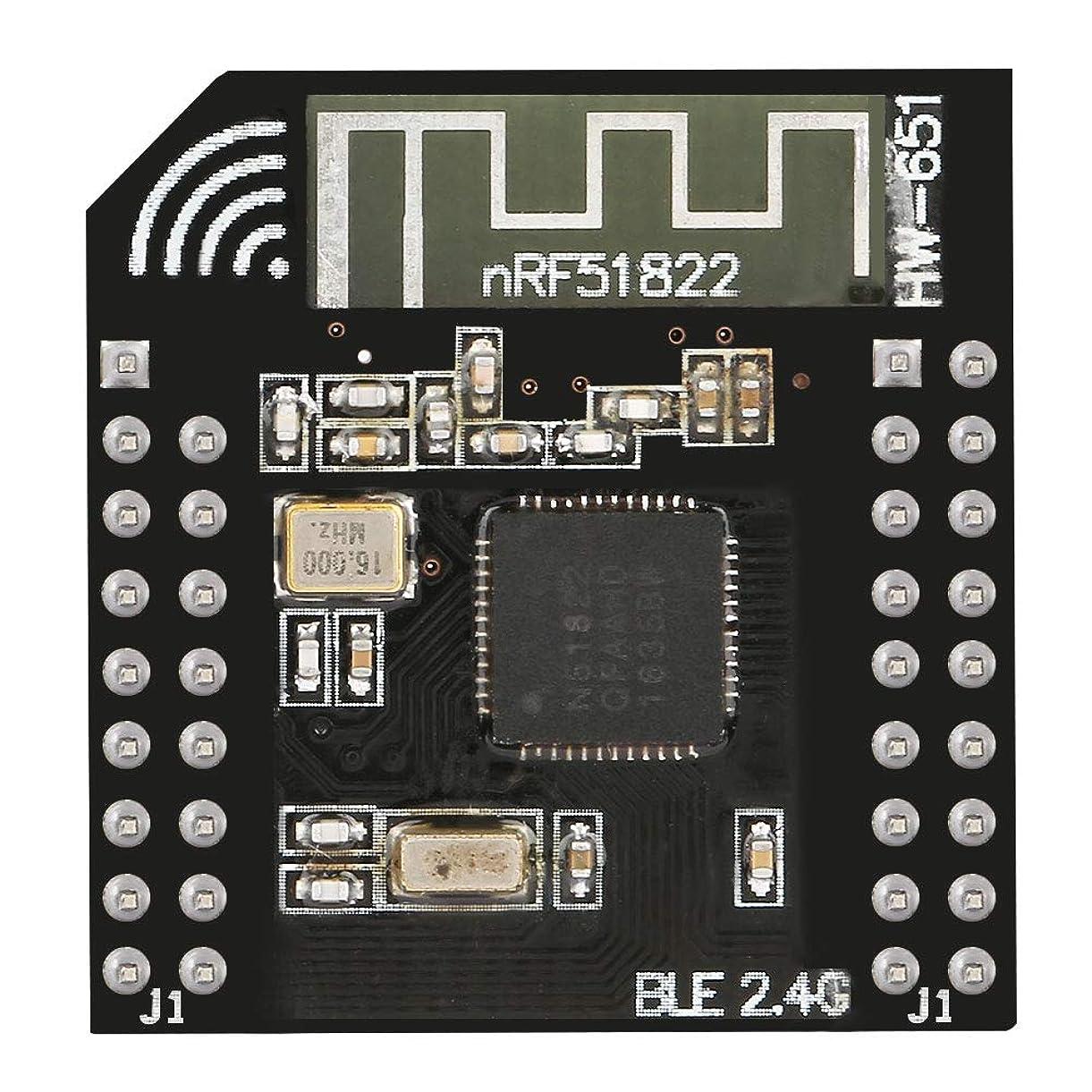 BLE開発ボード用Bluetooth 4.0モジュールBLEモジュールnRF51822モジュール2.4G小型