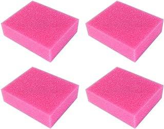 齊藤〇美装 ピンクの角スポンジ 大サイズ 4個セット