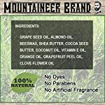 Magic Beard Balm Leave-in Conditioner by Mountaineer Band   Natural Oils, Shea Butter, Beeswax Nourishing Ingredients… 6