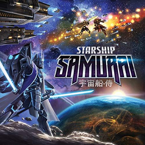 Plaid Hut Spiele PH1800 Starship Samurai