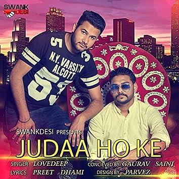 Judaa Ho Ke (feat. Lovedeep)