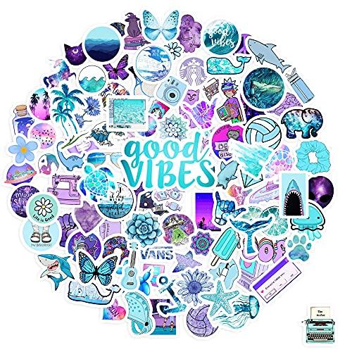Cute Vsco Stickers for Water Bottle Hydro Flask Laptop Waterproof Aesthetic...