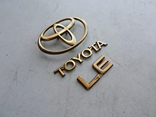 TOYOTA 75442-AA010 Luggage Compartment Door Name Plate