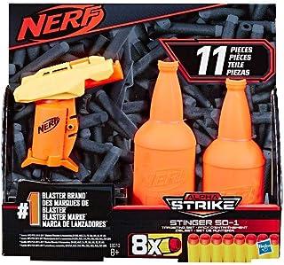 Lanca Dardos Nerf Alphastrike Stinger Com Target - E8310 - Hasbro Nerf Lanca Dardos Nerf Alphastrike Stinger Com Target Am...