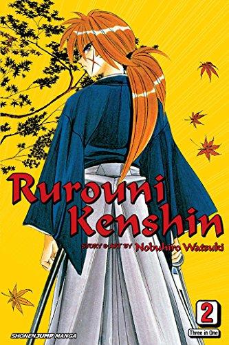 RUROUNI KENSHIN VIZBIG ED GN VOL 02 (OF 9) (C: 1-0-0)