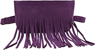 Hot Selling!!!♛HYIRI Fashion Women's Briefcase Pure Color Square Flock Messenger Bag Chest Bag Waist Bag