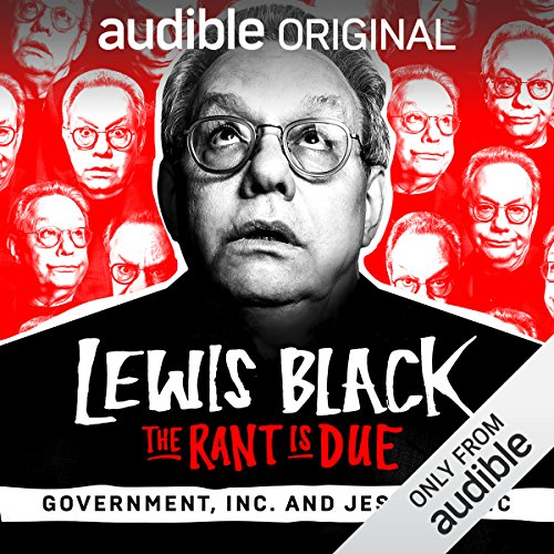 Ep. 7: Government, Inc. and Jesus Magic (The Rant is Due) audiobook cover art