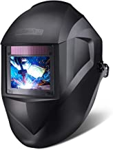 "TACKLIFE Welding Helmet, Large Viewing Area(3.94""x2.87""), Top Optical Clarity.."