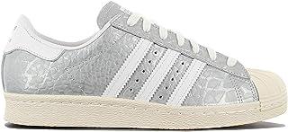 96191d02b0 adidas Superstar 80s W S76415 Damen Schuhe Silber Grösse: EU 40 2/3 UK