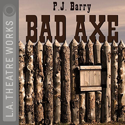 Bad Axe audiobook cover art