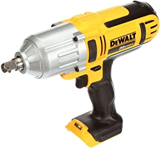 DCF889BR 20V MAX Cordless Lithium-Ion 1/2 in. High-Torque Impact Wrench with Detent Pin Anvil (Bare Tool) (Renewed)