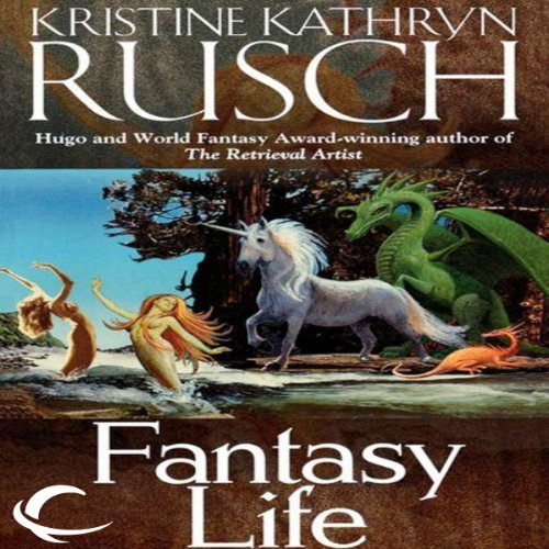 Fantasy Life audiobook cover art