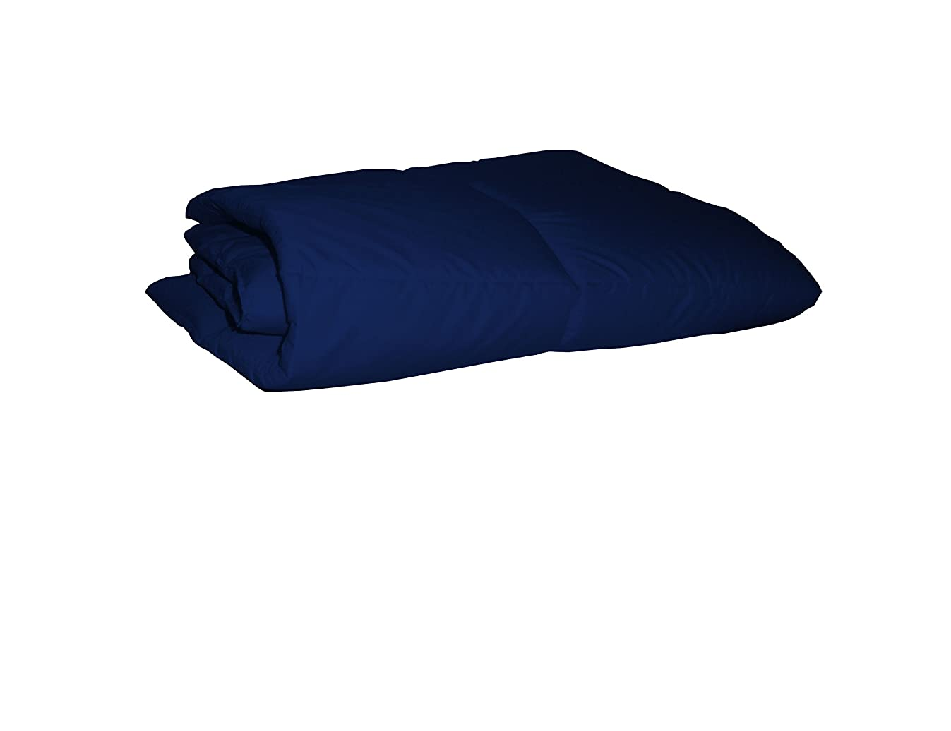 Baby Doll Bedding Baby and Toddler Comfy Comforter, Navy