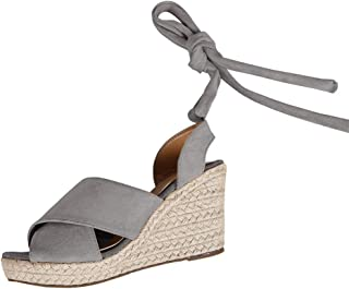 Best platform wedge sandals with ankle strap Reviews