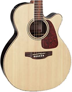 Best Takamine GN93CE-NAT Nex Cutaway Acoustic-Electric Guitar, Natural Review