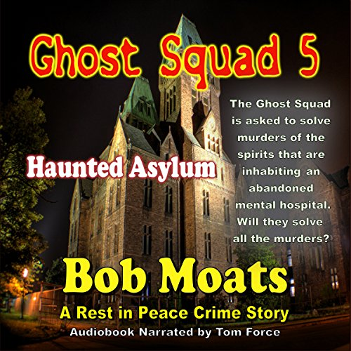 Ghost Squad 5 cover art