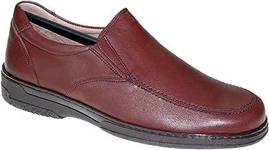 Zapato Hombre Gomas Especial para diabéticos Extra cómodo Primocx en marrón
