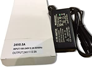 Power Supply for Polycom SoundPoint 24VDC for IP320, 330, 430, 450, 550, 560, 601, 650, 670
