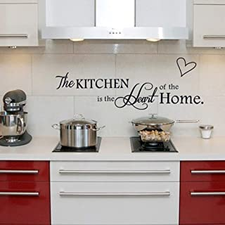 Best vinyl wall quotes for kitchen Reviews