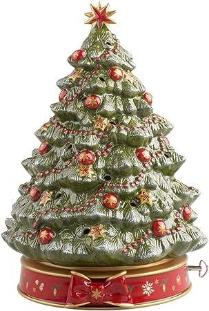 Addobbi Natale Villeroy Boch.Villeroy Boch Toy S Delight Albero Di Natale Con Carilon Amazon It Casa E Cucina