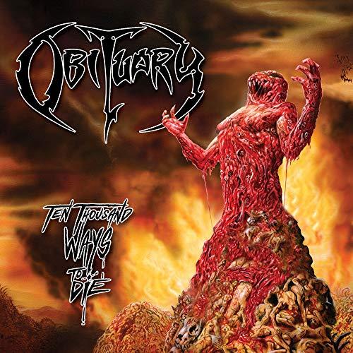 Obituary: Ten Thousand Ways To Die Maxi Single [Vinyl LP] (Vinyl (Ltd.Black Vinyl))