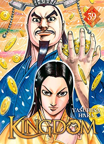 Kingdom Edition simple Tome 39