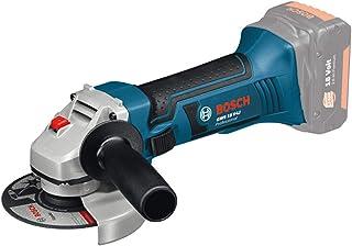 Bosch Professional(ボッシュ) 18V コードレスディスクグラインダー (本体のみ、バッテリー・充電器別売り) GWS18V-LINH