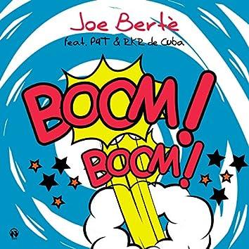 Boom Boom (feat. Pee4Tee, R.K.R. de Cuba)