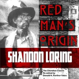 Red Man's Origin audiobook cover art