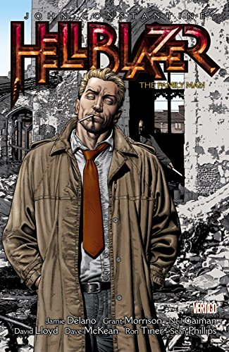 John Constantine, Hellblazer Vol. 4: The Family Man (Hellblazer (Graphic Novels)) (English Edition)