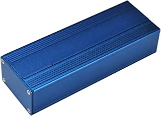 Eightwood Aluminum Project Box Enclosure Electronic PCB Instrument Case DIY - 4.33