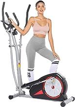 Bestlucky Elliptical Machine Elliptical Training Machines Magnetic Smooth Quiet Driven Elliptical Exercise Machine for Hom...