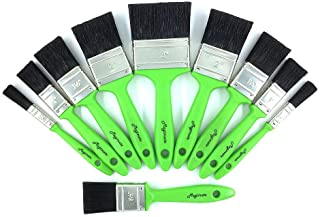 Magimate Paint Brushes Set for Furniture, Fences and Wall Trim, Polyester Bristle Paintbrush, Household Clean Brush