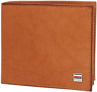 Tommy Hilfiger Tan Men's Wallet (TH/GRAYTONMCCW23)