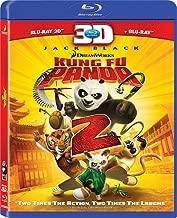 Kung Fu Panda 2 (2D+3D) (Region A Blu-Ray) (2 Disc) (Hong Kong Version / English Language, Cantonese & Mandarin Dubbed)