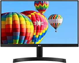 LG Electronics 27MK60TM-B 27in 27 Inch Full HD IPS LED Monitor w/Radeon FreeSync 1 x..