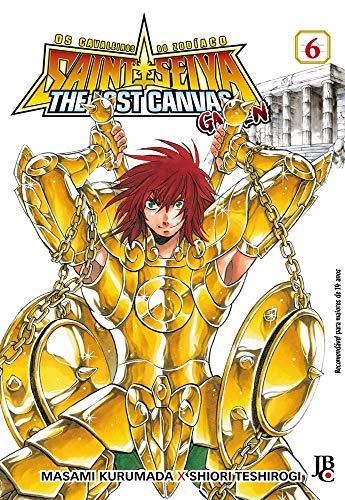 Cavaleiros do Zodíaco (Saint Seiya) - The Lost Canvas: Gaiden - Volume 6