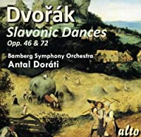 Dvorak: Slavonic Dances, Opp. 46 & 72 by Bamberg Symphony Orchestra (2011-11-08)