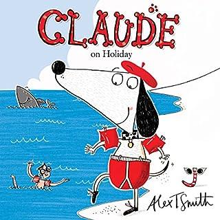 Couverture de Claude on Holiday