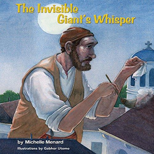 The Invisible Giant's Whisper audiobook cover art