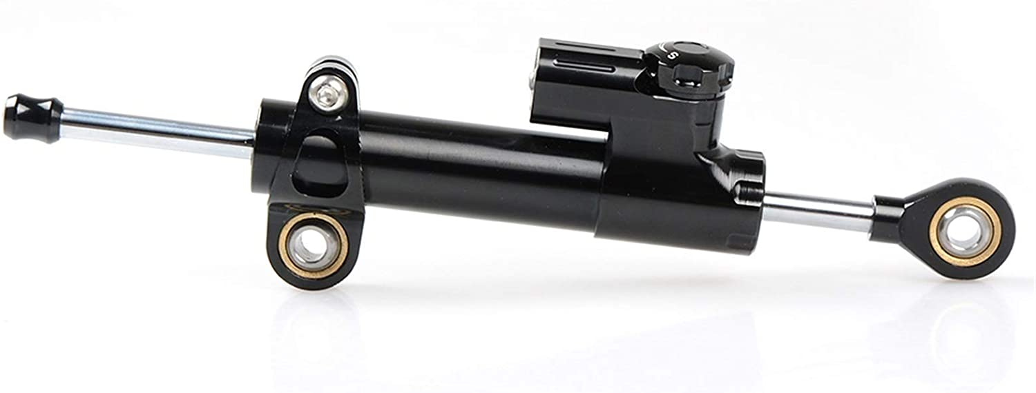 PZZZHF Motorcycle Milwaukee Mall In stock Damper Steering Stabilize K Safety for Control