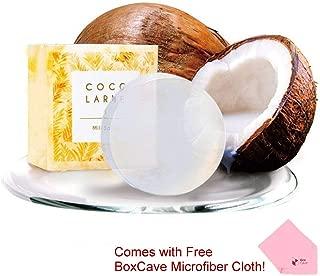 COCOLARME VCO (Virgin Coconut Oil) Mild Soap | Made in Japan 85g