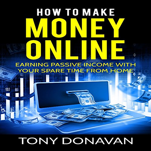 How to Make Money Online audiobook cover art