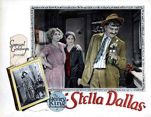 Stella Dallas Movie Poster Masterprint (71,12 x 55,88 cm)
