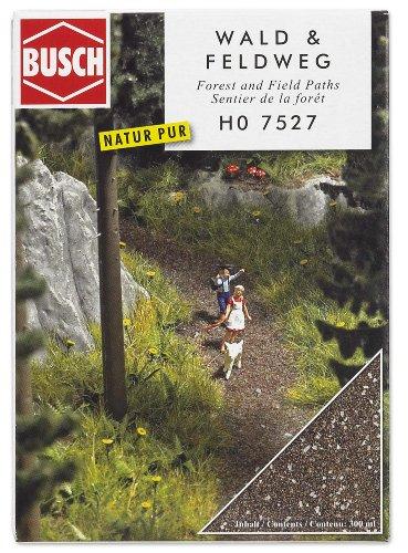 Busch 7527 - Wald- und Feldweg