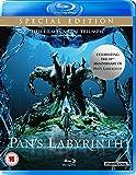 Pan'S Labyrinth: Special Edition [Edizione: Regno Unito] [Reino Unido] [Blu-ray]