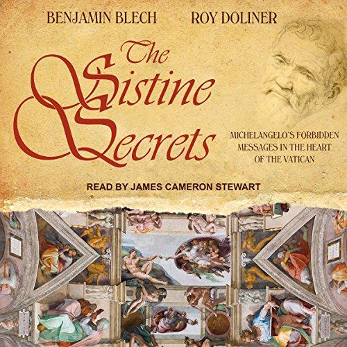 The Sistine Secrets audiobook cover art
