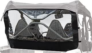 Tusk UTV Rear Window - Fits: Kawasaki Teryx4 800 2014-2019